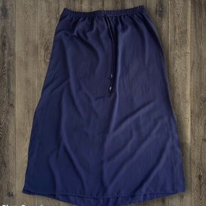 Fourteenth Place (Nordstrom) maxi skirt size XL
